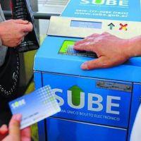 Comienza la entrega de tarjetas SUBE en San Nicolás