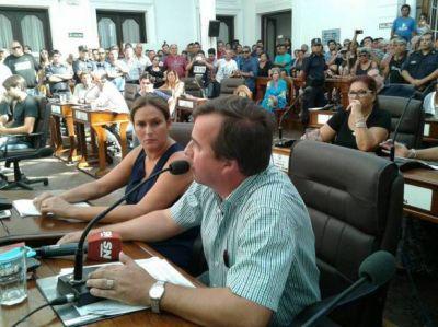 """Inundaciones: """"Los vecinos siguen sin recibir respuestas del oficialismo"""", criticó Luis Sánchez"""