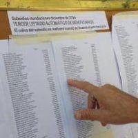 """Para el Municipio """"nunca fue tan transparente el proceso de subsidios"""""""