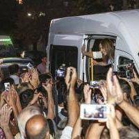 Vidal recorrió los partidos de Alberti, Carlos Tejedor y Carlos Casares