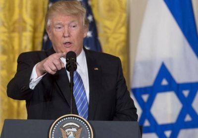 La negación de Trump sobre el creciente antisemitismo estadounidense