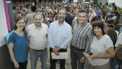 """AMIA lanzó el programa """"Aprendiendo en Casa-Hippy"""" en Corrientes y Chaco"""