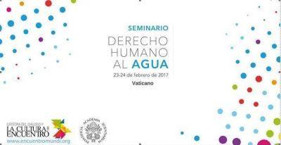PERSONALIDADES DE LOS CINCO CONTINENTES  ASISTIRAN A SEMINARIO ORGANIZADO EN EL VATICANO
