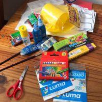 Para arrancar con todo, Uecara del Interior reparte kits escolares a sus afiliados