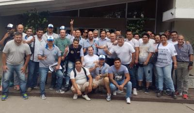 Delegados regionales respaldaron a Nazarre al frente del SUTCAPRA