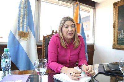 Bertone confirmó que el Gobierno realiza una fuerte inversión en Andorra y el Pipo