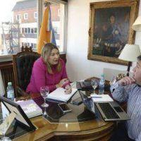 """Rosana Bertone: """"Quizás es una solución a una zona que necesita más presencia del Estado"""""""