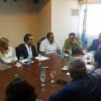 El PJ se reunió con la CGT y le brindó su apoyo para la movilización del 7 de marzo