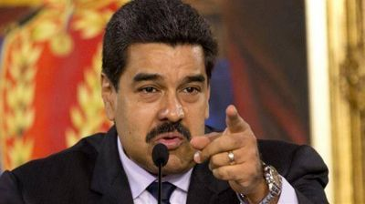 Nicolás Maduro trató a Mauricio Macri de