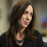 María Eugenia Vidal criticó a Sergio Massa y dijo que la comparación de Macri con De la Rúa fue