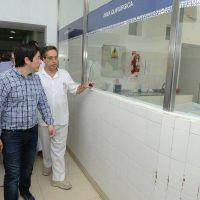 El Sistema de Salud de Malvinas Argentinas aumentó la cantidad de pacientes atendidos