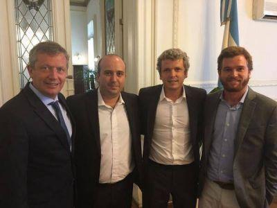 Vidal y después: Monzó se mueve por el GBA con la mira en las legislativas