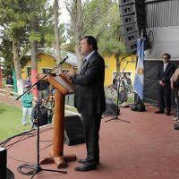 Weretilneck anunció expropiación de tierras para Plan cloacal