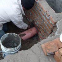 Viale. Controlarán domicilios que tengan desagües pluviales conectados a la red cloacal
