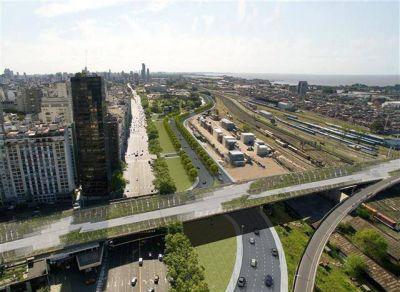 La nueva Illia: tendrá cuatro ingresos a la ciudad y 800 metros correrán a nivel