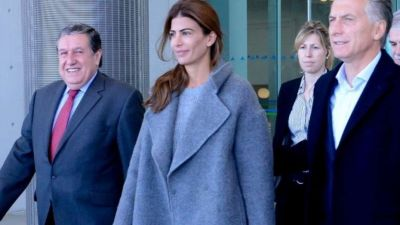 Mauricio Macri llegó a España y arranca su visita oficial para buscar inversiones