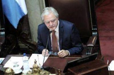 El Senado ratificará a Pinedo y elegirá a otras autoridades