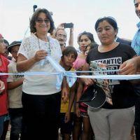 Fuertes críticas de la Gobernadora por la falta de recursos por parte de Nación