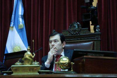 El Senado de la Nación ratificó al senador Gerardo Zamora como su vicepresidente
