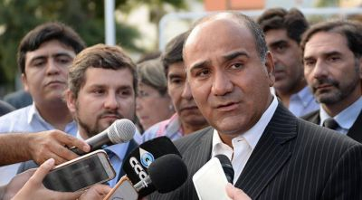 Tras la mora, Manzur remitió ternas pendientes a la Legislatura