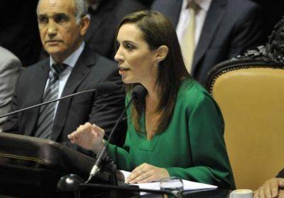 Vidal abrirá las sesiones ordinarias en la Legislatura el miércoles 1 de marzo a las 18