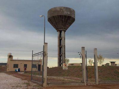 Santa Rosa recibió menos agua del AdC