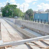 Avance de las obras públicas