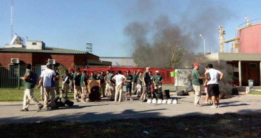 Aceitera de Gualeguaychú ratificó 17 despidos