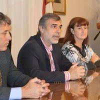 Nuevos funcionarios en el Ministerio de Salud