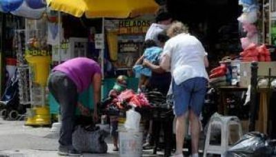 La justicia porteña ratificó la prohibición de vender alimentos en la calle