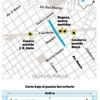 Construirán en Villa del Parque el túnel más largo de los últimos años