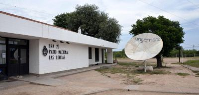 Funcionarios de Gildo Insfrán cortaron la electricidad a Radio Nacional Las Lomitas