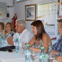 Multitudinaria participación en la charla sobre energías renovables en Patagones