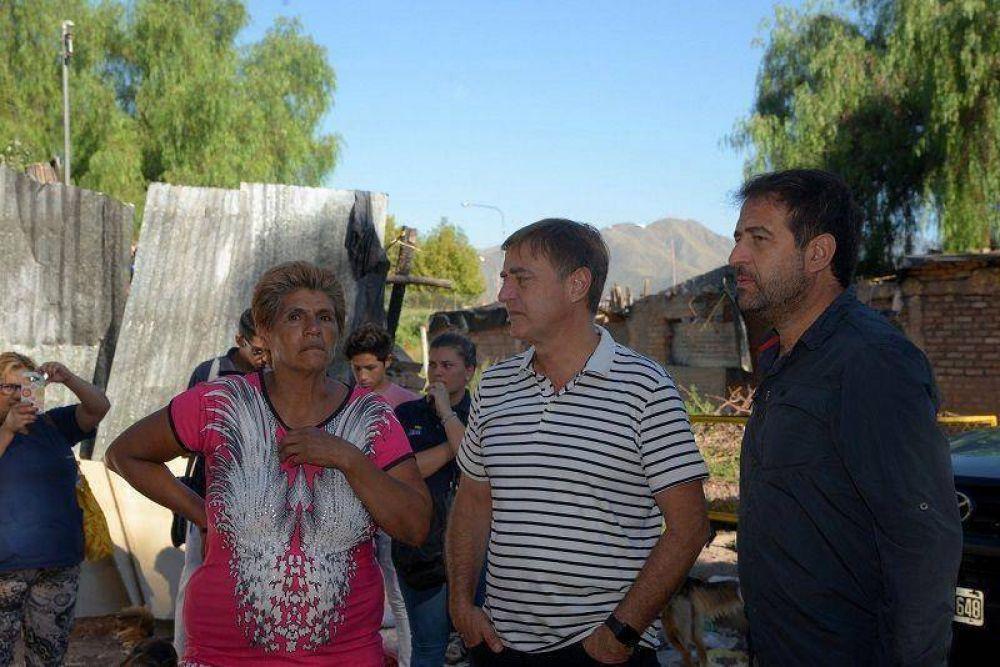 En la Ciudad de Mendoza trasnformarán a un basural en una plaza
