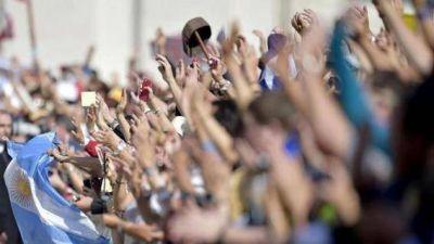 """Argentina: Francisco y los """"malditos voceros"""""""