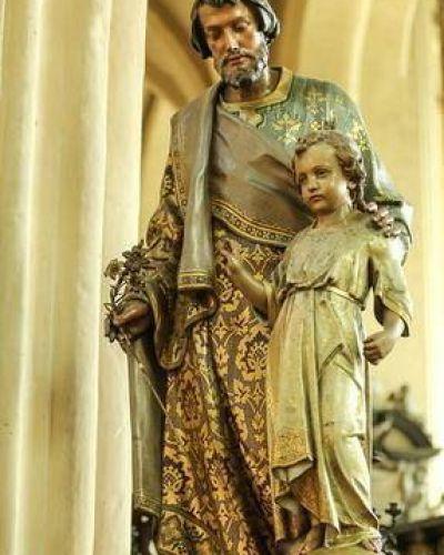Inició el mes dedicado a San José: oración confiada al Patrono de la Iglesia Universal
