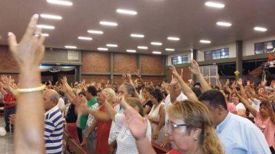 El movimiento de Renovación Carismática Católica celebró su Jubileo de Oro