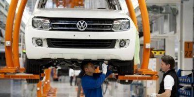 Más problemas en el mercado laboral: anuncian 600 suspensiones en Volkswagen