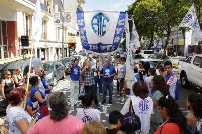 ATE Zona Norte pide a Jorge Macri que no aplique el 18% de Vidal