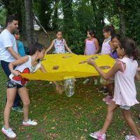 Hábitos saludables para los chicos de San Isidro