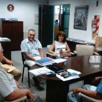 La Multisectorial se reunió con la Cooperativa Eléctrica