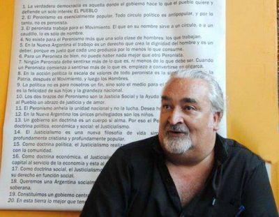 Cabildo Abierto del peronismo marplatense en las puertas del Partido Justicialista