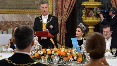 España recibió a Macri con un fuerte respaldo político y dudas empresariales