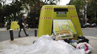 Basura en la ciudad: por qué no funciona el sistema de contenedores porteños