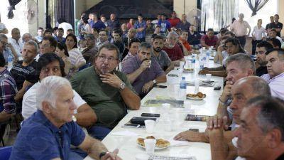 Se fortalece la unidad del movimiento obrero