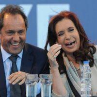 Cristina tiene compańero de fórmula: Daniel Scioli