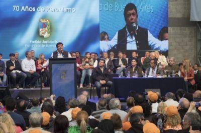 El peronismo se junta en San Vicente y cada sector tendrá la posibilidad de decir lo suyo