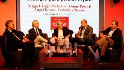 Miguel Ángel Pichetto respondió a la acusación de