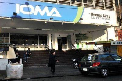 Los médicos reclaman al IOMA por sus honorarios