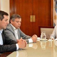 Peppo y la AFIP buscan optimizar el sistema tributario provincial
